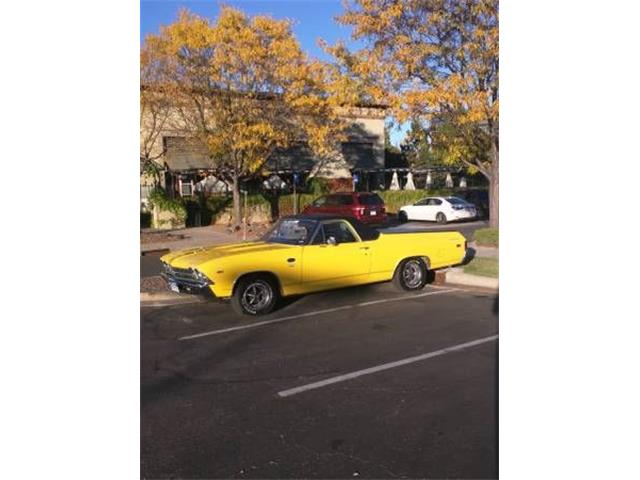Picture of '69 El Camino located in Cadillac Michigan - $30,995.00 - NYZM