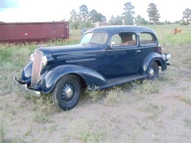 Picture of 1936 Sedan located in Cadillac Michigan - NYZN