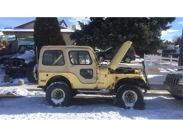 Picture of '79 CJ5 located in Cadillac Michigan - $5,195.00 - NZ00
