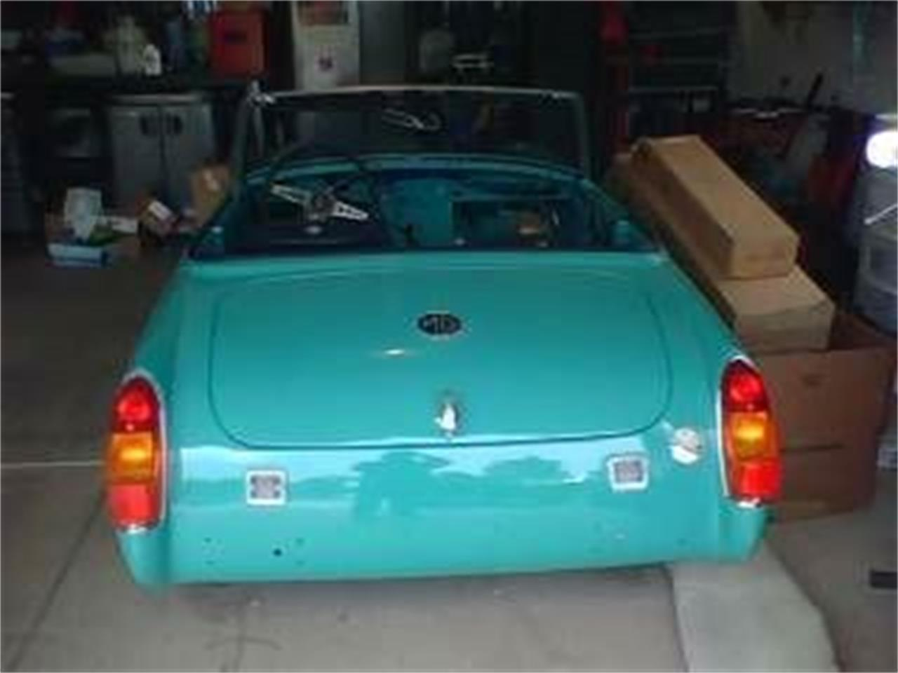 Large Picture of '72 Midget - NZ01