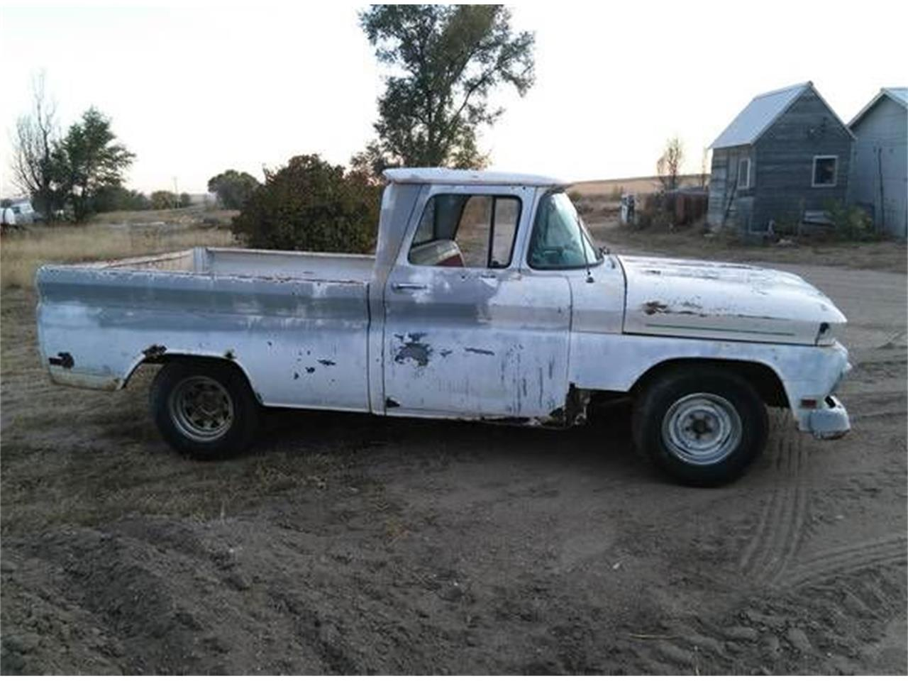 Large Picture of '61 C10 - NZ06