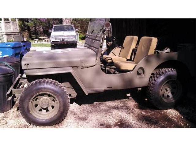 Picture of '50 Jeep - NZ0C