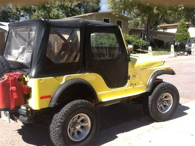 Picture of '77 Jeep CJ5 located in Michigan Offered by  - NZ0F