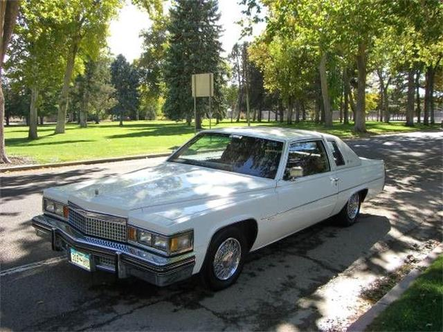 Picture of 1979 Cadillac Coupe DeVille - $12,495.00 - NZ0L
