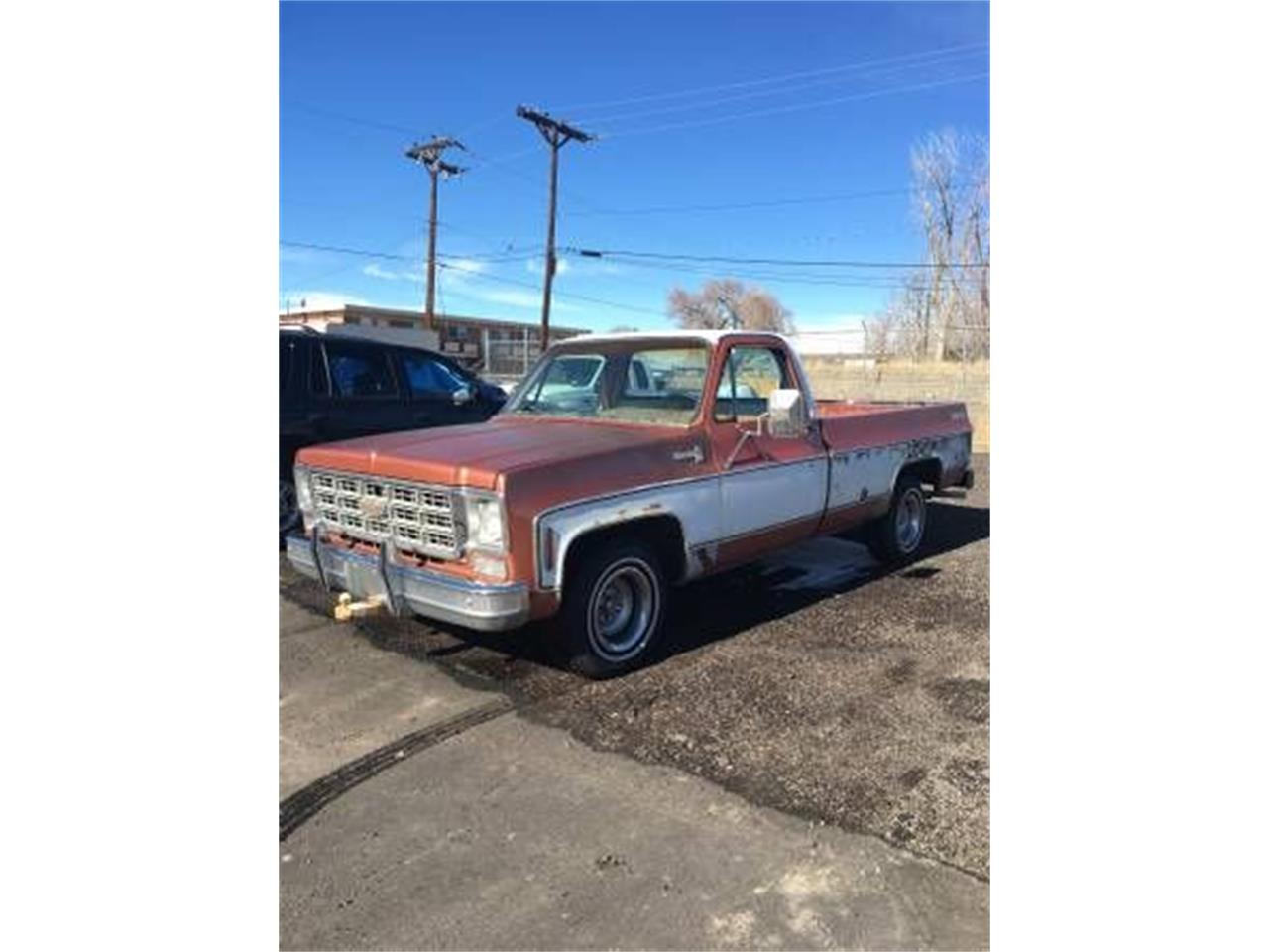 Large Picture of '78 Silverado - NZ1F