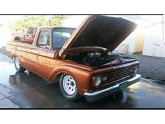 Picture of '63 F100 - NZ1L