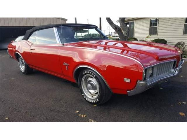 Picture of '69 Cutlass - NZ1W