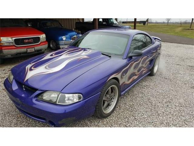 Picture of '95 Mustang - NZ1X