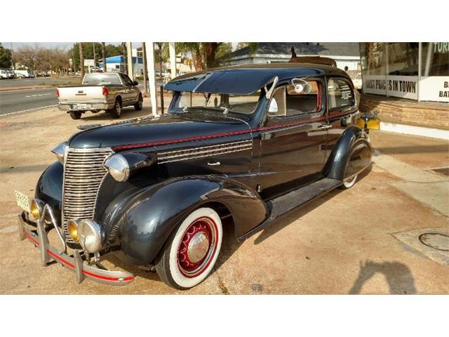 Picture of '38 Sedan - NZ23