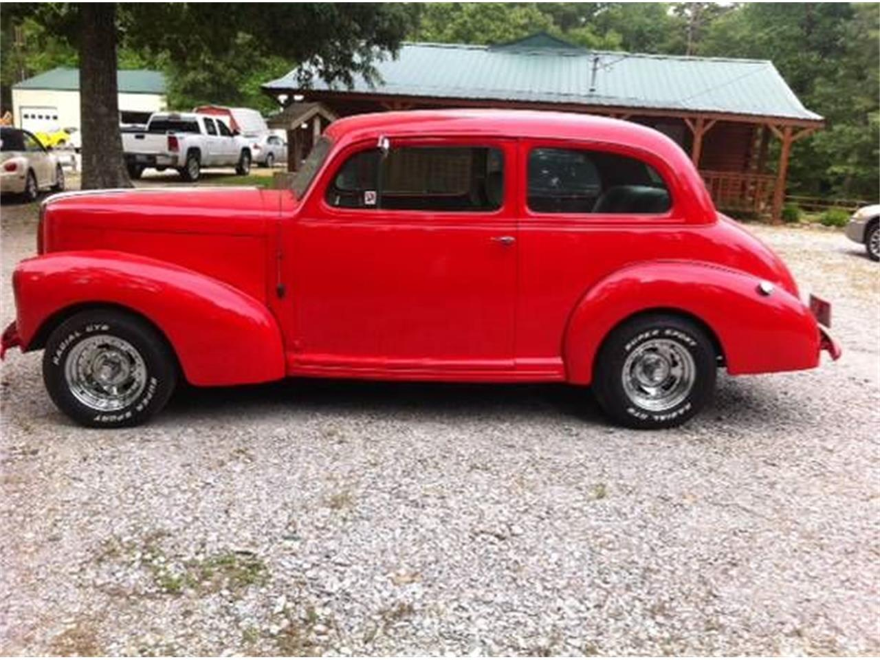 Large Picture of Classic '40 Studebaker Champion located in Cadillac Michigan - $21,795.00 Offered by Classic Car Deals - NZ2N