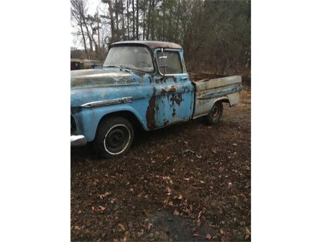 Picture of 1959 Chevrolet 3100 located in Michigan Offered by  - NZ3B