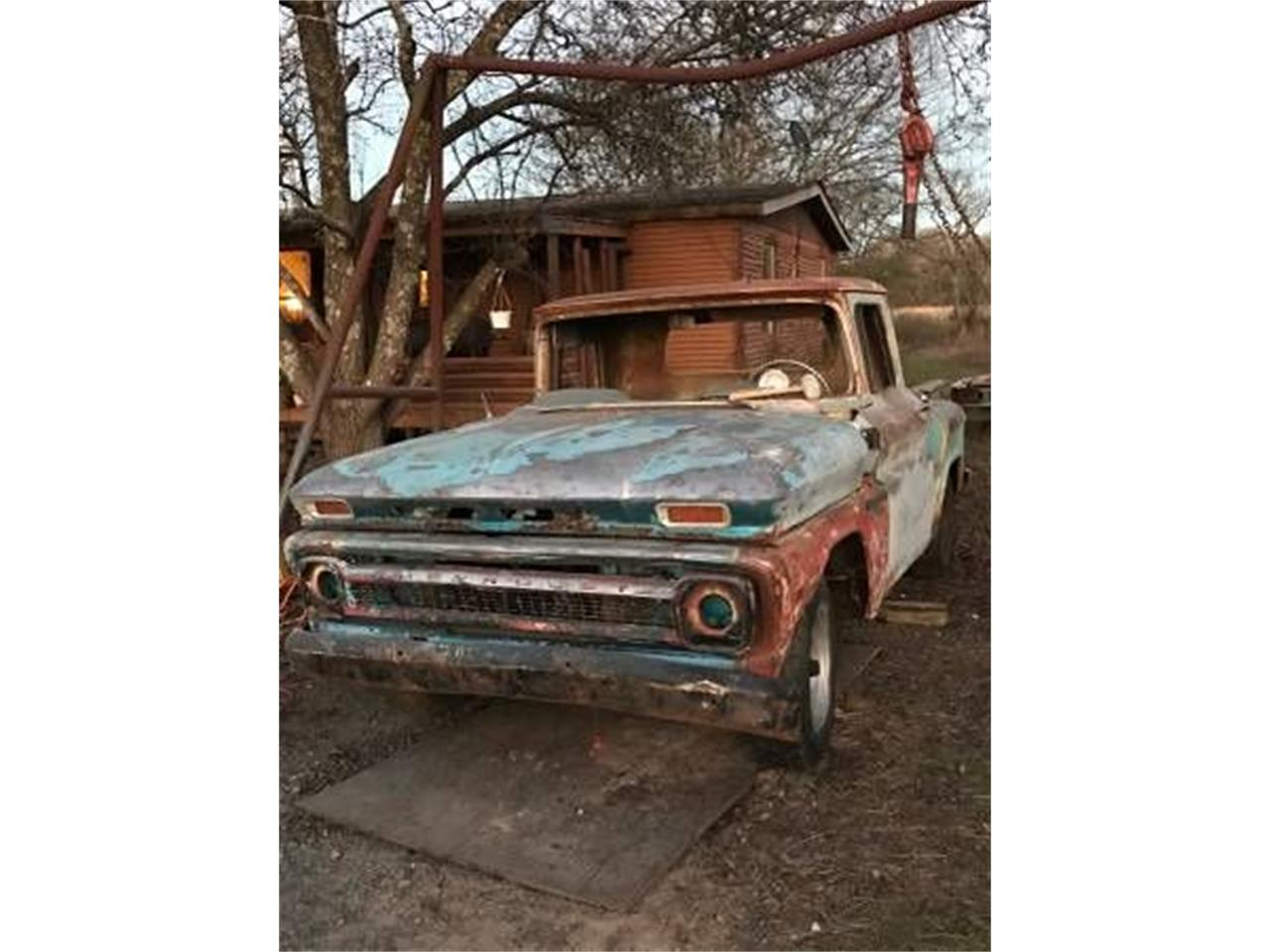 Large Picture of 1961 Chevrolet C10 - $4,595.00 - NZ3C