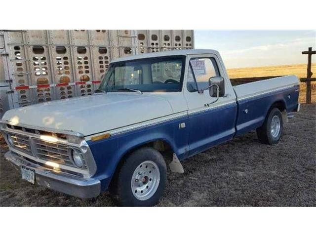 Picture of '74 F100 - NZ3W