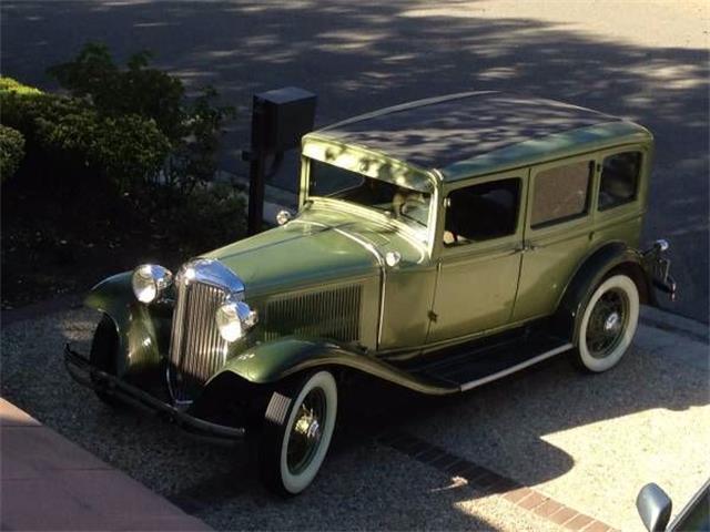 Picture of 1931 Sedan located in Cadillac Michigan - NZ4F