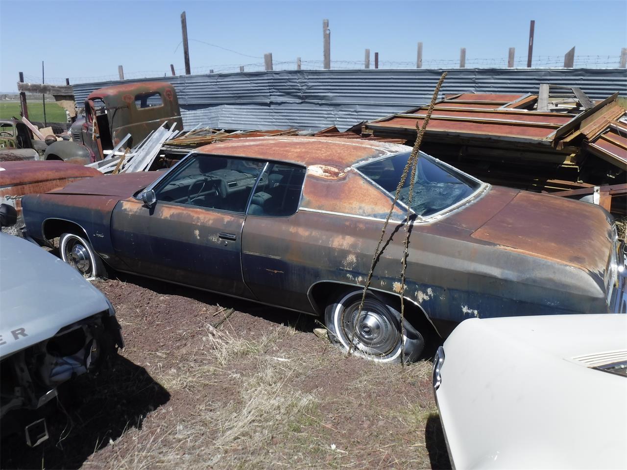 For Sale 1973 Chevrolet Impala In Tule Lake California