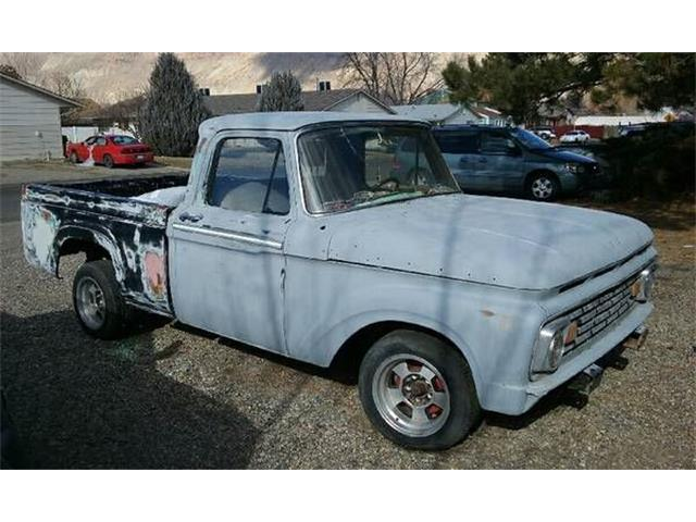 Picture of '63 F100 - NZ4O