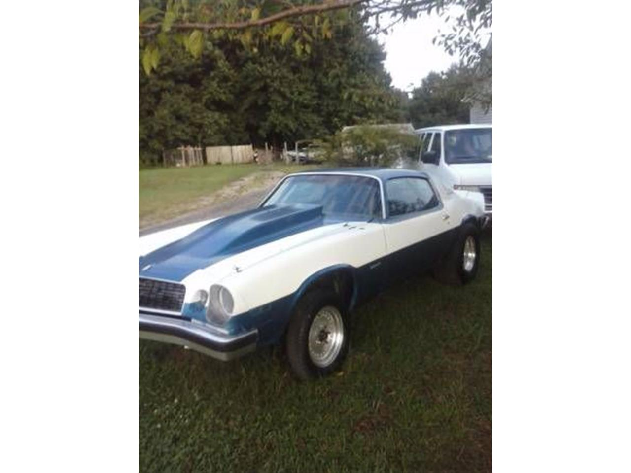 Large Picture of '75 Camaro - NZ55