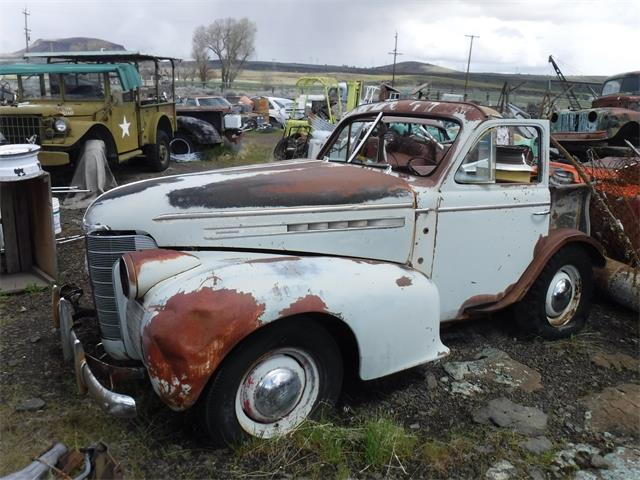 Picture of '39 Sedan located in Tule Lake California - $2,500.00 Offered by  - NT5C