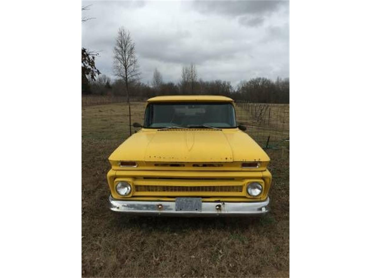 Large Picture of '61 C10 - NZ5L