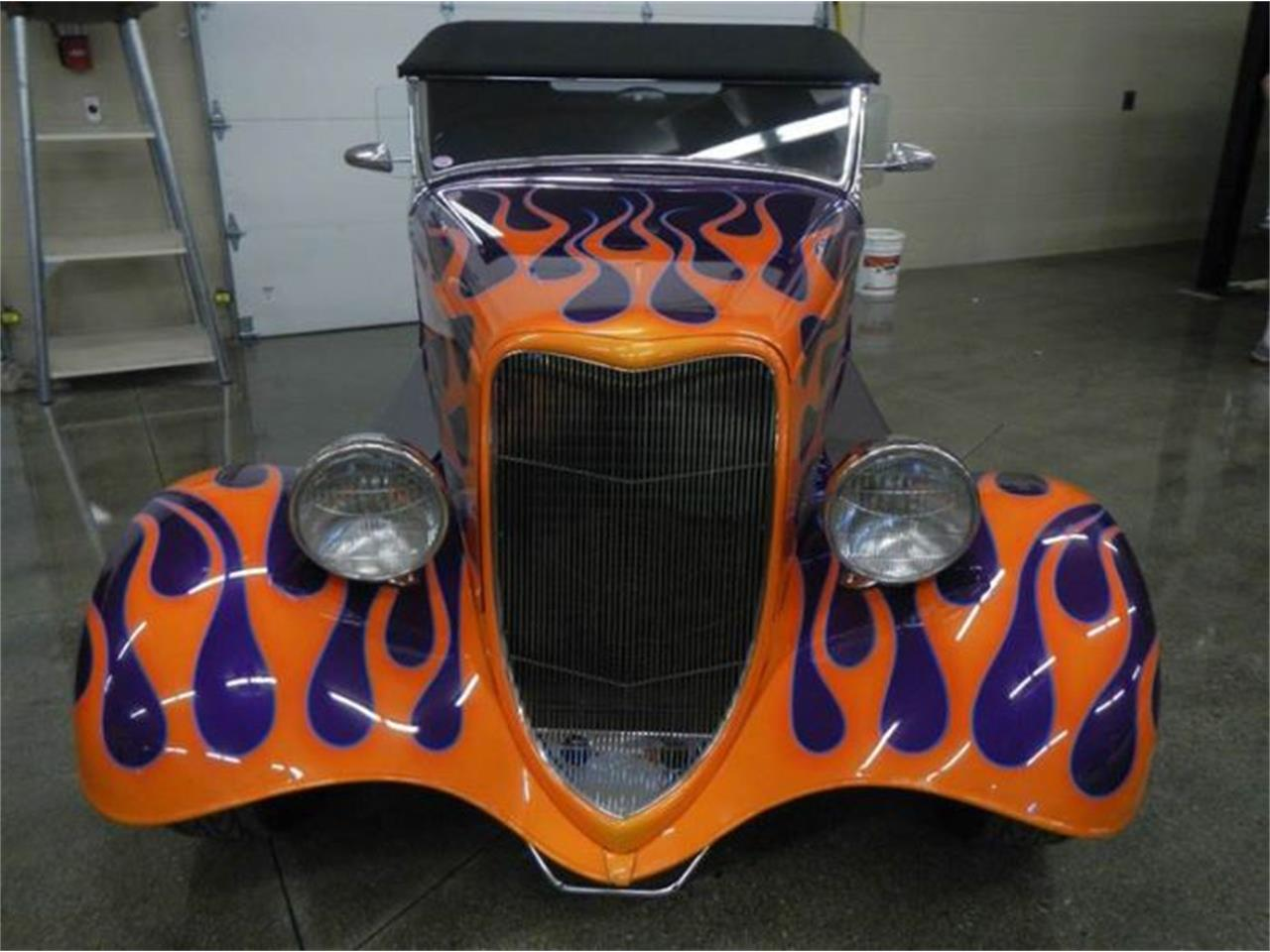 Large Picture of '34 Cabriolet - NZ60