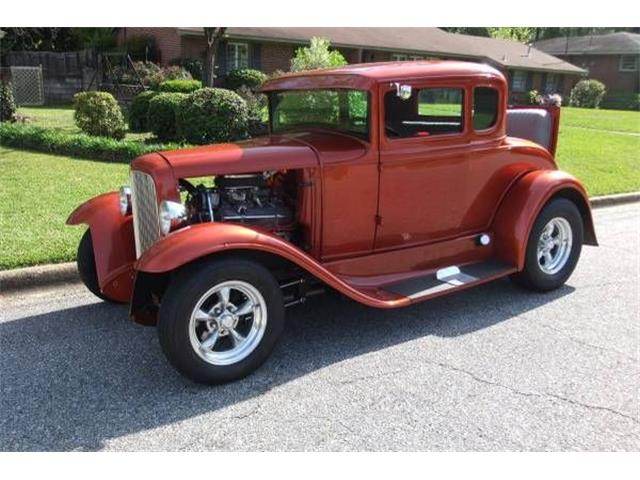 Picture of '31 Coupe - NZ72