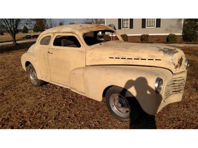 1942 Chevrolet Sedan
