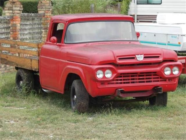 Picture of '60 F100 - NZ7R