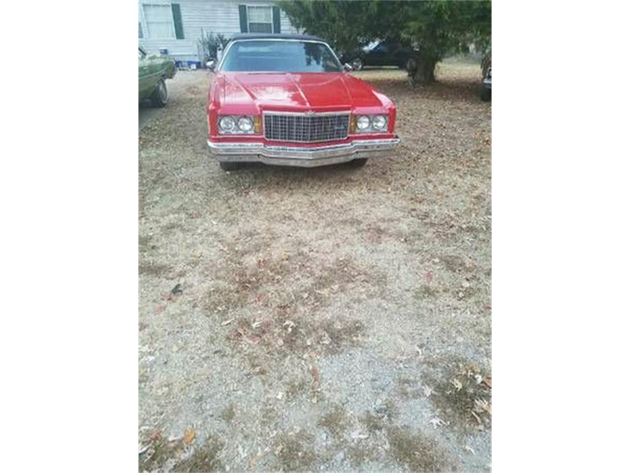 Large Picture of '74 Caprice - NZ8S