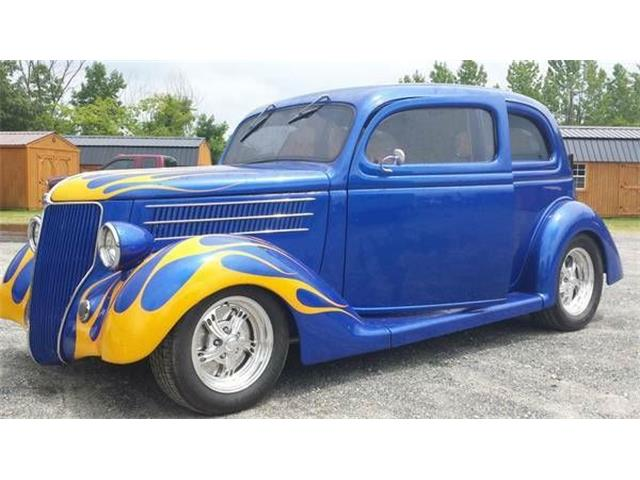 Picture of 1936 Ford Coupe located in Cadillac Michigan - NZ8X