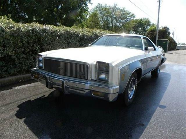 Picture of '77 El Camino - NZ8Y