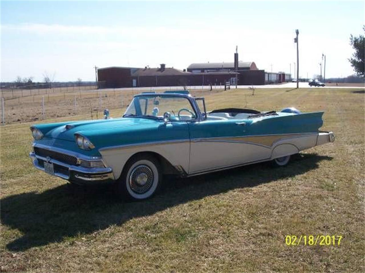 Large Picture Of 58 Fairlane 500 Nza0