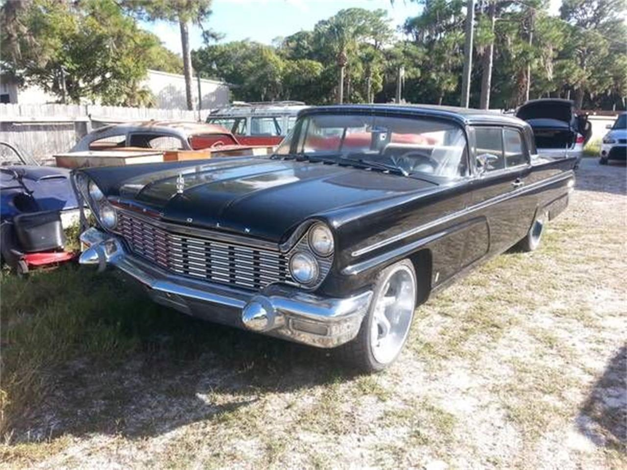 Large Picture of Classic 1960 Lincoln Premiere - $20,895.00 - NZAT