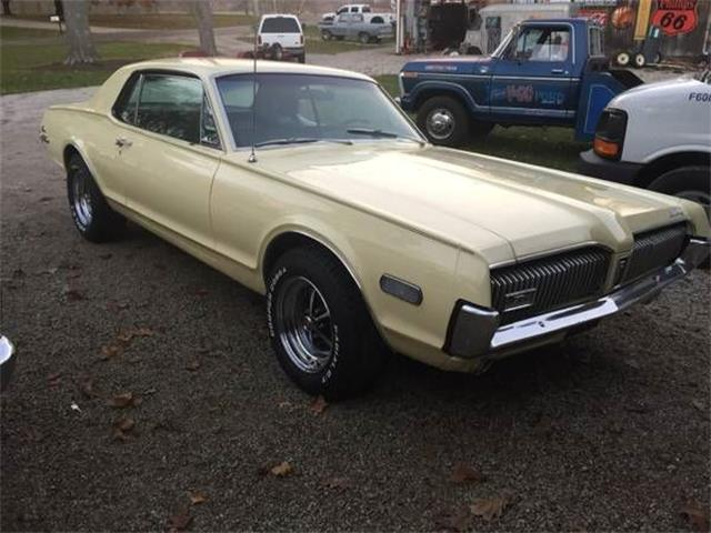 Picture of '68 Cougar - NZBH