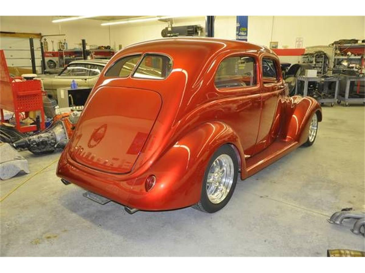 Large Picture of 1937 Ford Slantback located in Cadillac Michigan - $73,495.00 - NZC8