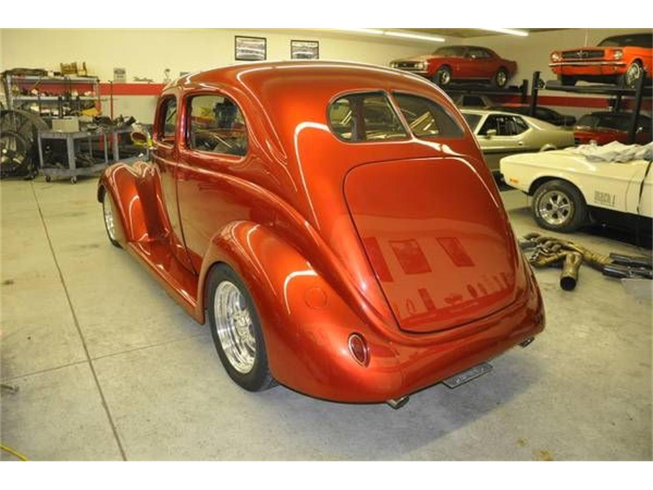 Large Picture of 1937 Slantback located in Cadillac Michigan - $73,495.00 Offered by Classic Car Deals - NZC8