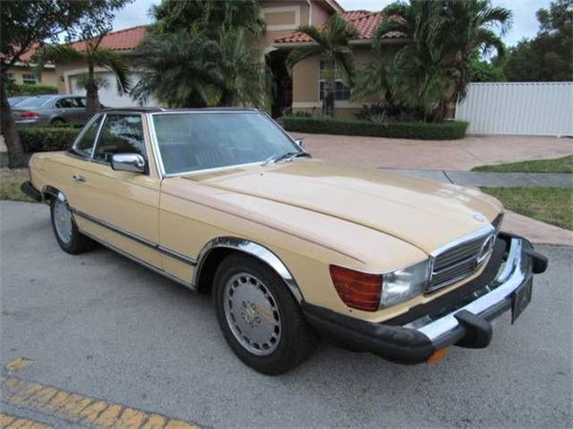 Picture of '82 380SL - NZCK