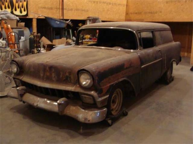 Picture of '56 Chevrolet Sedan Delivery located in Michigan - $4,895.00 Offered by  - NZCM