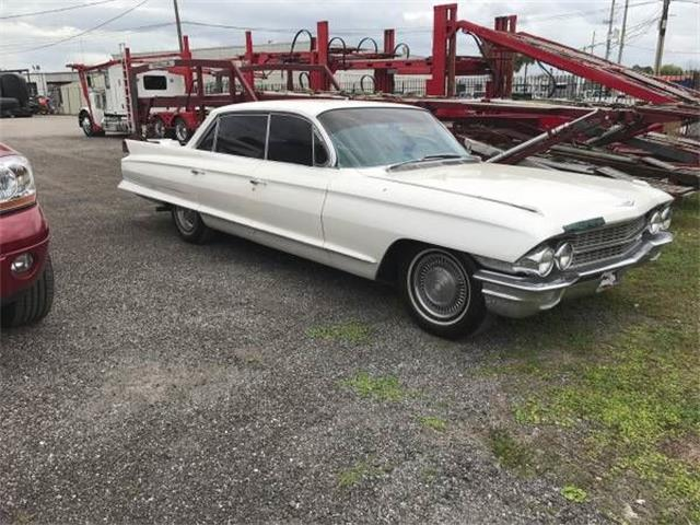 Picture of 1962 Sedan DeVille located in Cadillac Michigan - $10,995.00 - NZCY