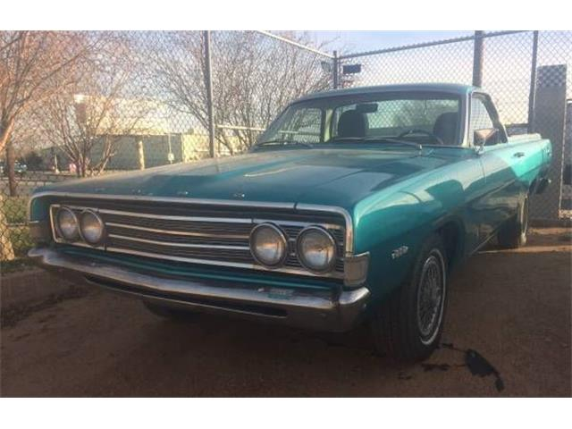 Picture of '69 Ranchero - NZDX