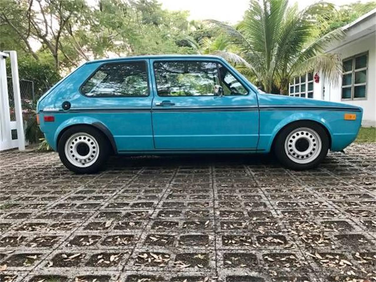 1977 Volkswagen Rabbit For Sale Classiccars Com Cc 1118990