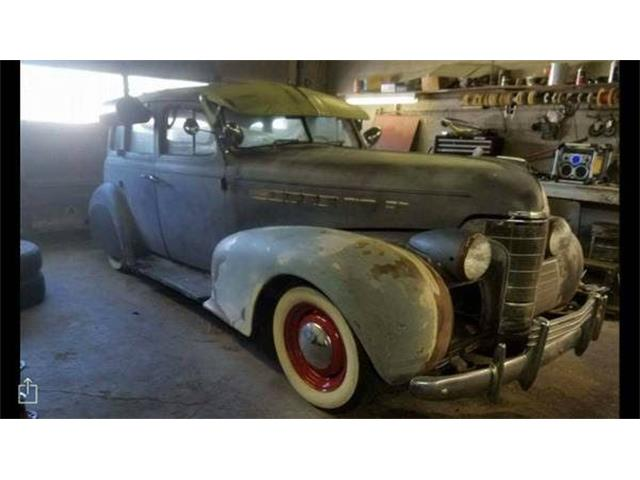 Picture of '39 Sedan located in Cadillac Michigan Offered by  - NZFL