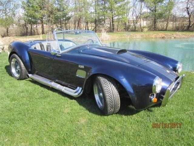 Picture of Classic 1966 Cobra located in Cadillac Michigan - $69,495.00 - NZFX