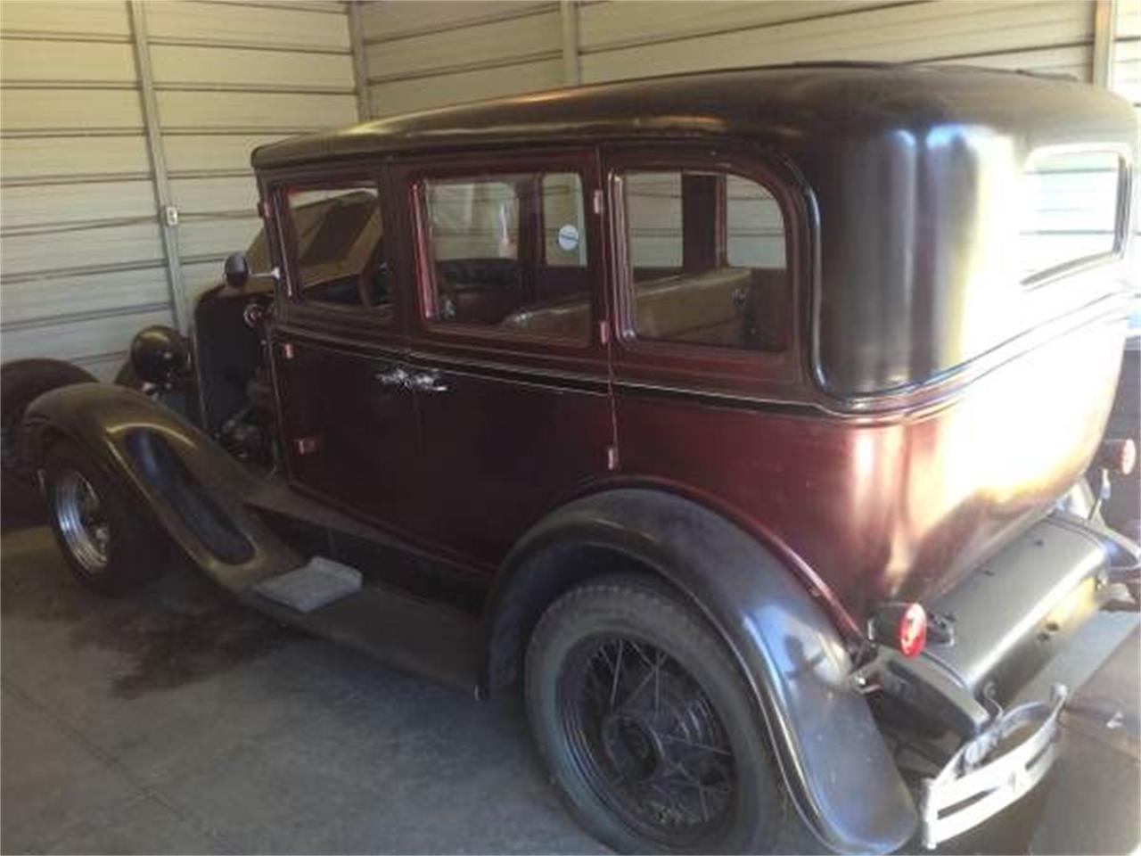 Large Picture of '30 Sedan - NZGA