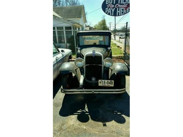 Picture of '31 Chevrolet Coupe located in Michigan Offered by  - NZGI