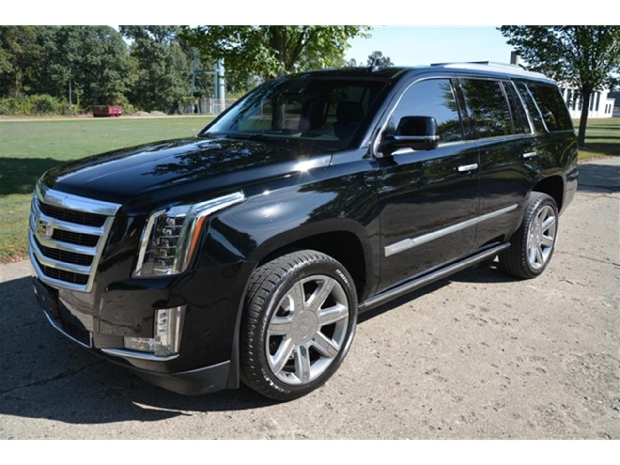 For Sale: 2016 Cadillac Escalade in Shelby Township, Michigan