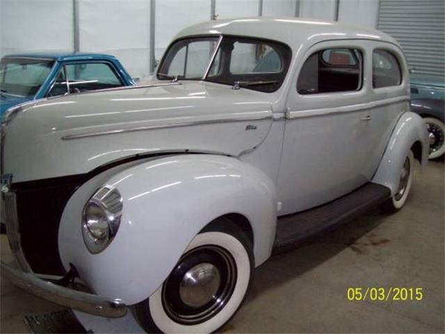 Picture of '40 Sedan - NZGR