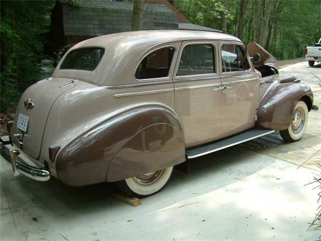 1939 Buick Antique