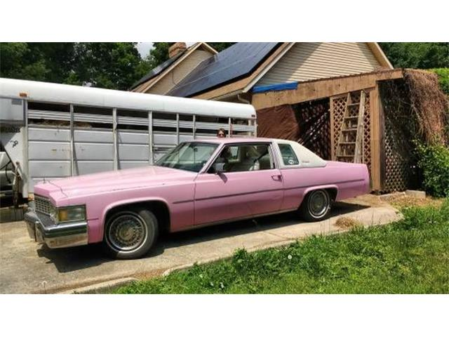 Picture of 1978 Coupe DeVille - $6,495.00 Offered by  - NZHF
