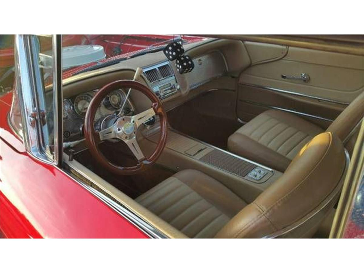 Large Picture of '59 Ford Thunderbird located in Cadillac Michigan - $40,995.00 - NZHS