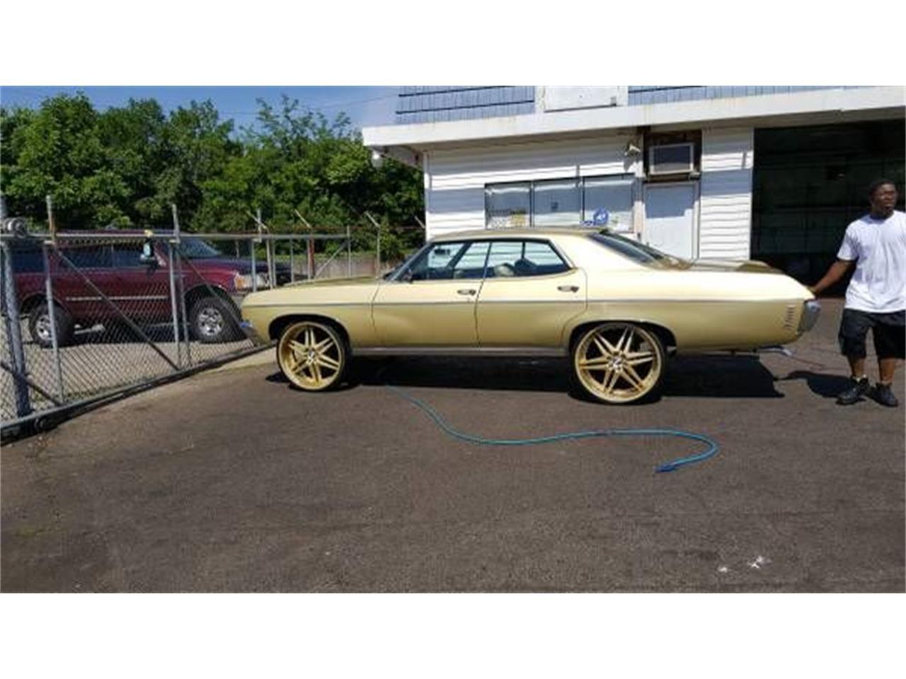 Large Picture of '70 Impala - NZI0